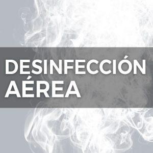DESINFECCIÓN AÉREA