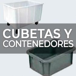 CUBETAS Y CONTENEDORES
