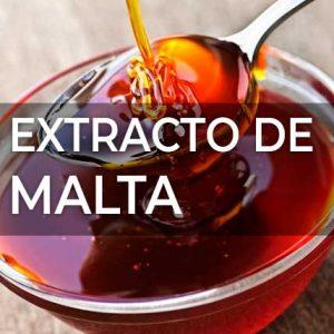 Extracto de Malta