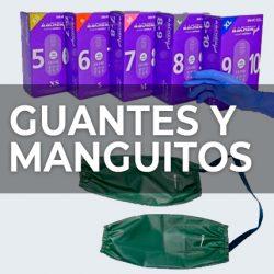 GUANTES Y MANGUITOS