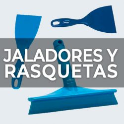 JALADORES Y RASQUETAS