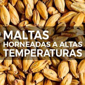 MALTAS HORNEADAS A ALTAS TEMPERATURAS