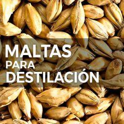 MALTAS PARA DESTILACIÓN