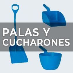 PALAS Y CUCHARONES