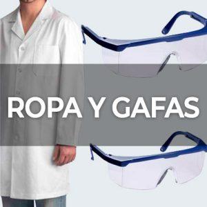 ROPA Y GAFAS
