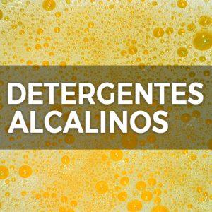 DETERGENTES ALCALINOS