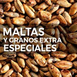 MALTAS Y GRANOS EXTRA ESPECIALES