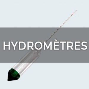 HYDROMÈTRES