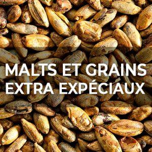 MALTS ET GRAINS EXTRA EXPÉCIAUX