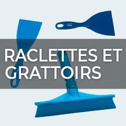 RACLETTES ET GRATTOIRS