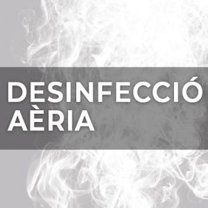 DESINFECCIÓ AÈRIA