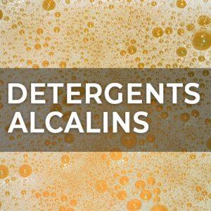 DETERGENTS ALCALINS