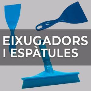 EIXUGADORS I ESPÀTULES