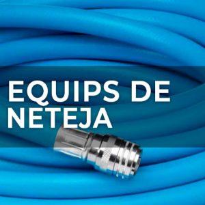 EQUIPS DE NETEJA