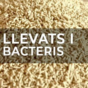 LLEVATS I BACTERIS