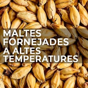 MALTES FORNEJADES A ALTES TEMPERATURES