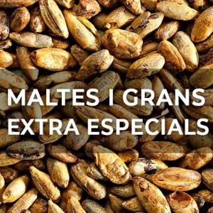 MALTES I GRANS EXTRA ESPECIALS